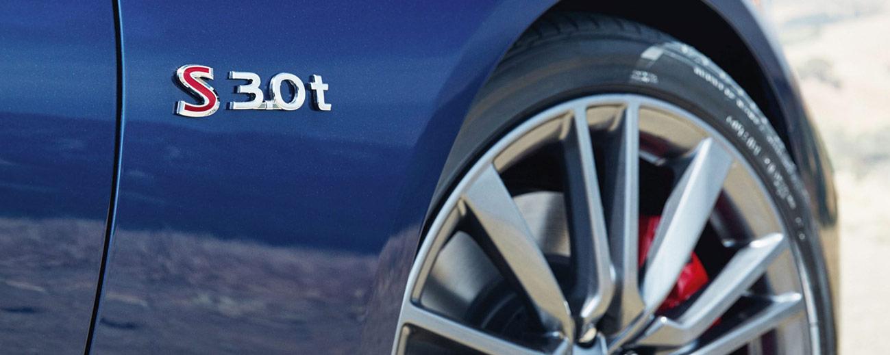 2019 INFINITI Q50 Exterior - Wheel and Brakes