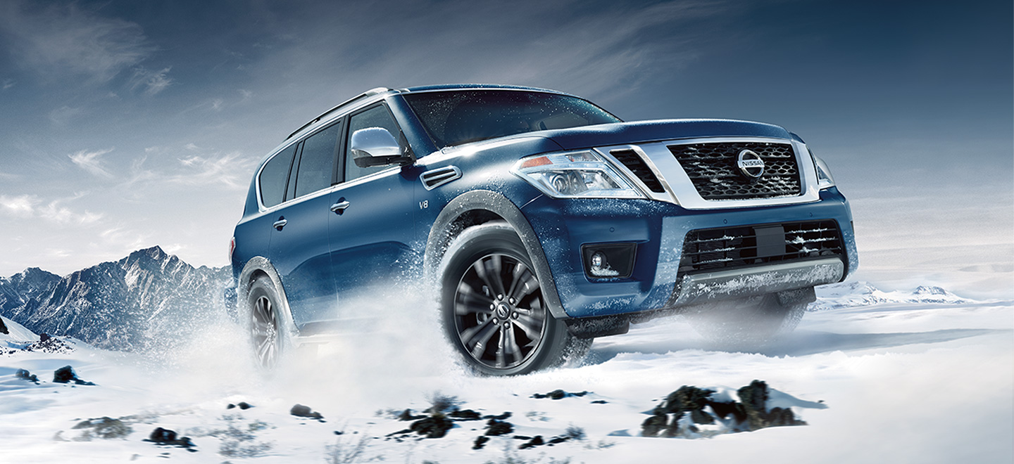 Learn more about the 2019 Nissan Armada safety features at Bob Moore Nissan near Oklahoma City.
