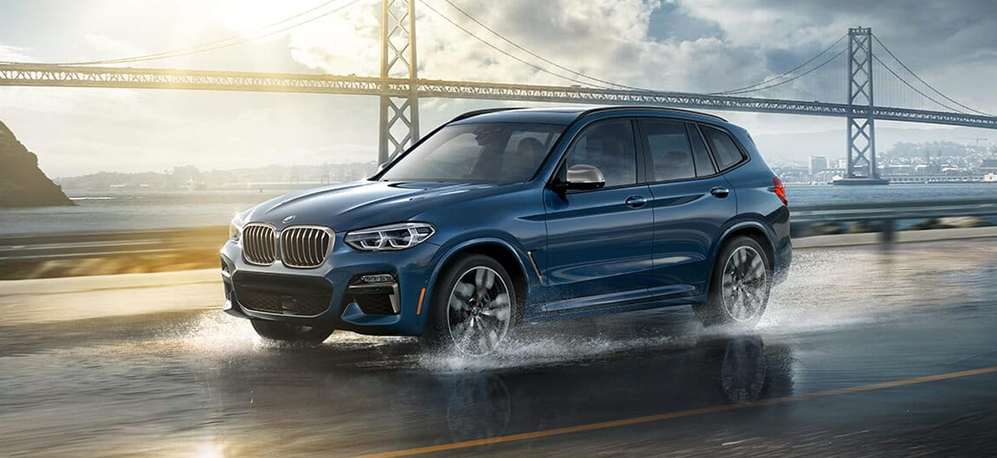 The 2019 BMW X3 is available at our BMW dealership near Fort Lauderdale.
