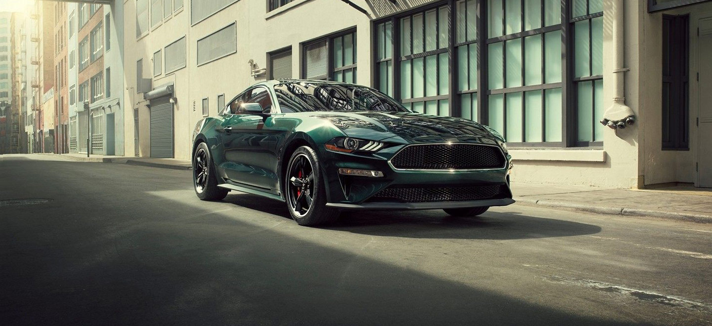 The 2019 ford mustang is available at our ford dealership in columbus ga