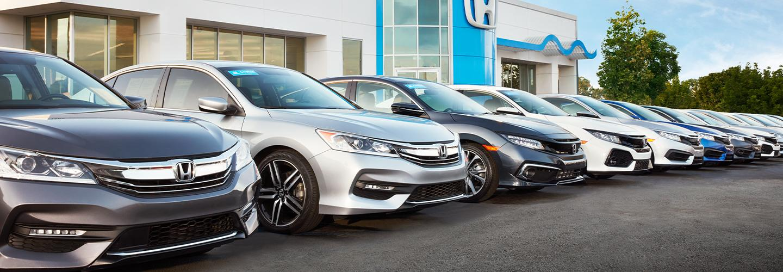 Auto financing Honda of Lake City