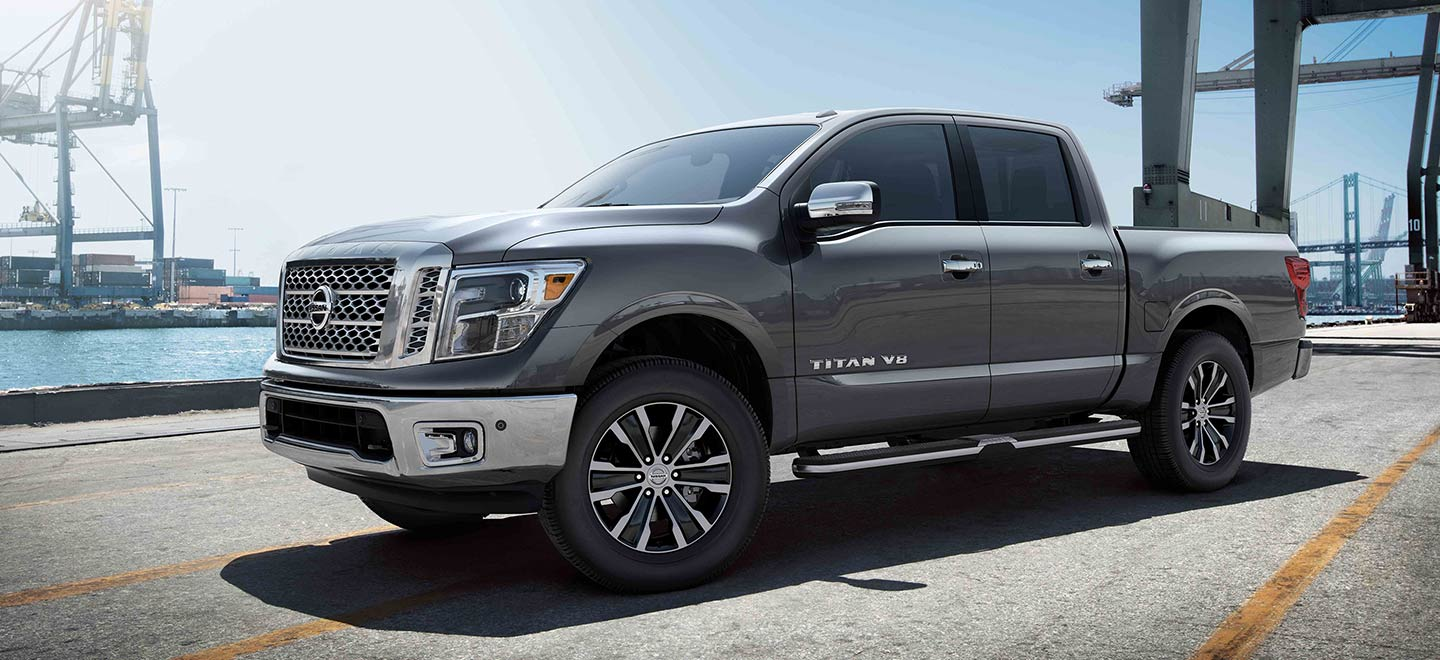 Learn more about the 2019 Nissan Titan Towing Capacity at Bob Moore Nissan near Oklahoma City, OK.