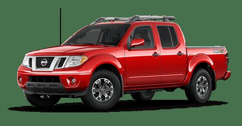 2021 Nissan Frontier Crew Cab PRO4X® 4X4