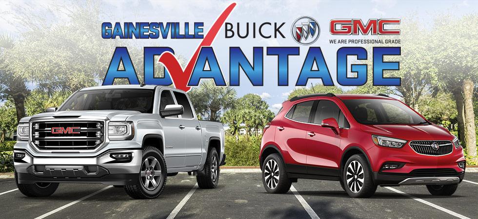 Gainesville Buick GMC Advantage