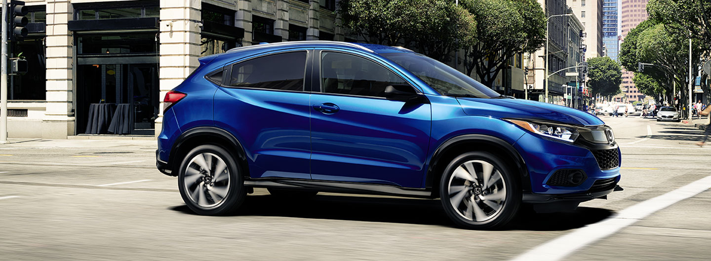 The 2019 Honda HR-V is available at our Honda dealership in Fort Myers,