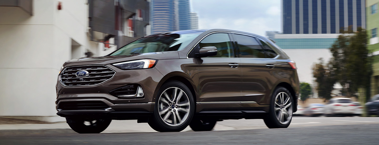 The 2019 Ford Edge available at our Ford Dealership near Scranton, Coccia Ford.