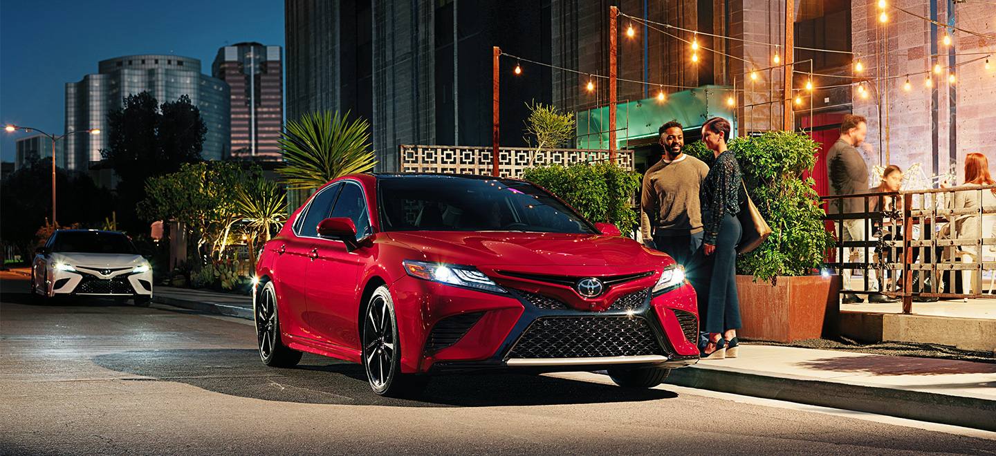 This 2019 Toyota Camry is for sale at our Toyota dealership in Lake City, FL