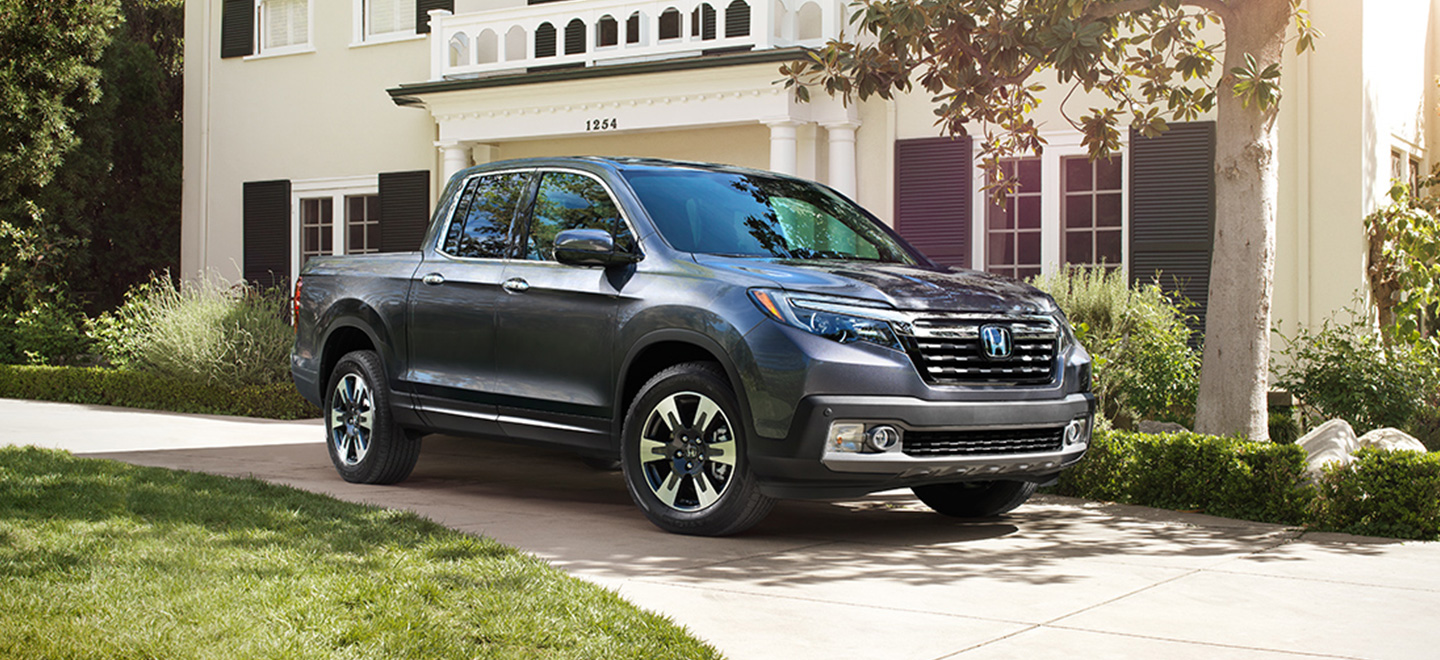The Honda Ridgeline is available at our Honda dealership in Lake City, FL.