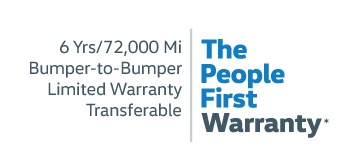Volkswagen People First Warranty Logo