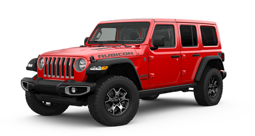Wrangler Rubicon 4-Door