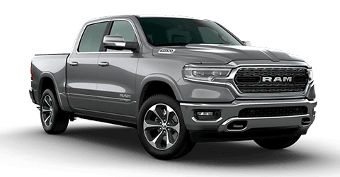 RAM 1500 Limited Crew Cab 5 7 Box