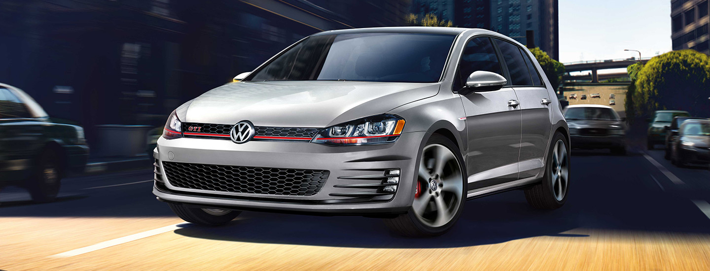 The 2019 Volkswagen Golf GTI is available at our Volkswagen dealer in Miami, FL