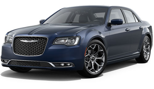 Chrysler 300 in Naples