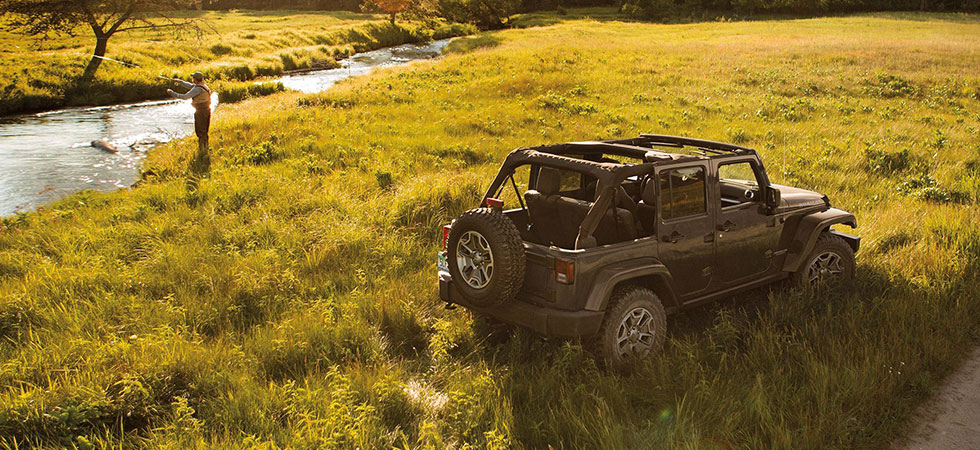 The 2018 Jeep Wrangler is available at our Jeep dealership in Naples, FL.