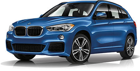 BMW X1 xDRIVE28i at South Motors BMW in Miami