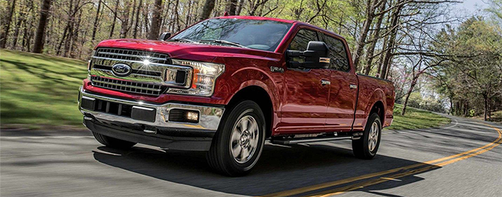 Exterior of the 2018 F-250 - available at our Ford dealership near Land o' Lakes Florida