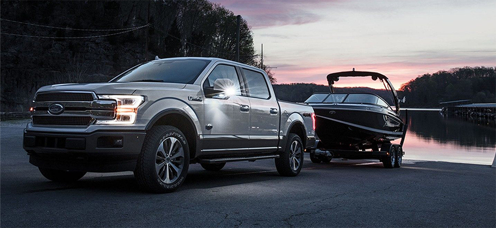 The Ford F-150, F-250, F-350 is available at our Ford dealership in Port Richey.