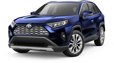 2019 Toyota RAV4 Limited at Toyota of Tampa Bay, FL.