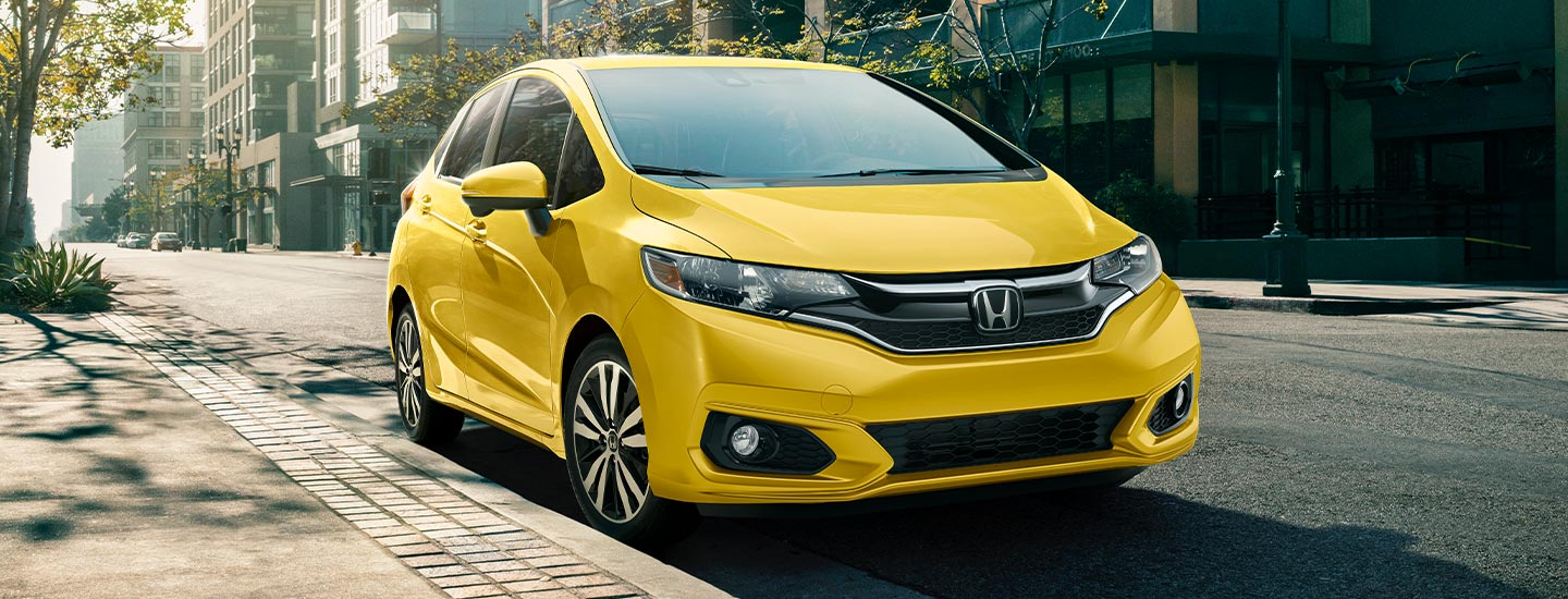 The 2019 Honda Fit is available at South Motors Honda in Miami, FL