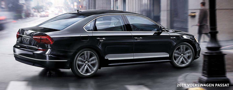 2019 Volkswagen Passat Exterior - Driving