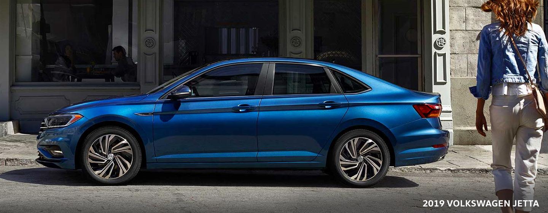 2019 Volkswagen Jetta Exterior - Parked