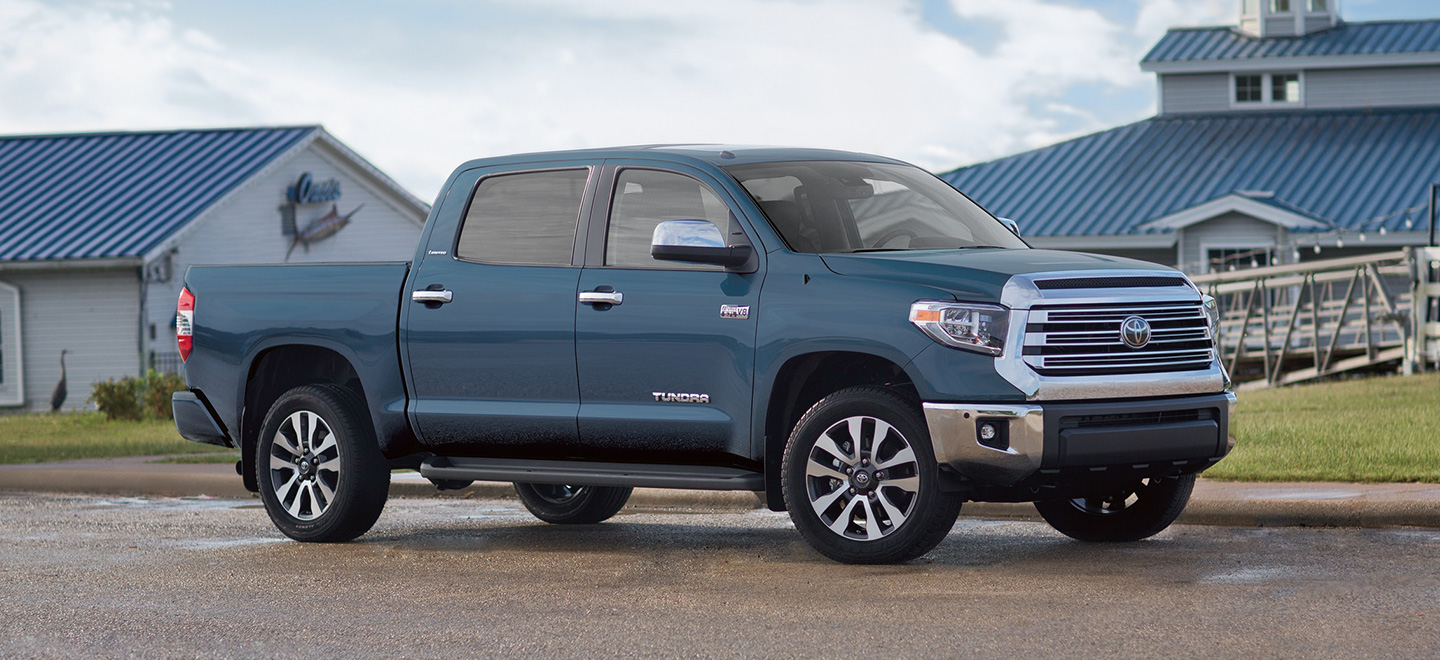 2019 Toyota Tundra is for sale at our Toyota dealership in Lake City.
