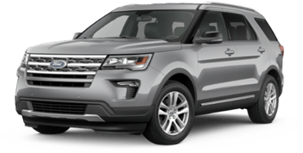 Explorer XLT at our Ford dealership in Port Richey, FL.