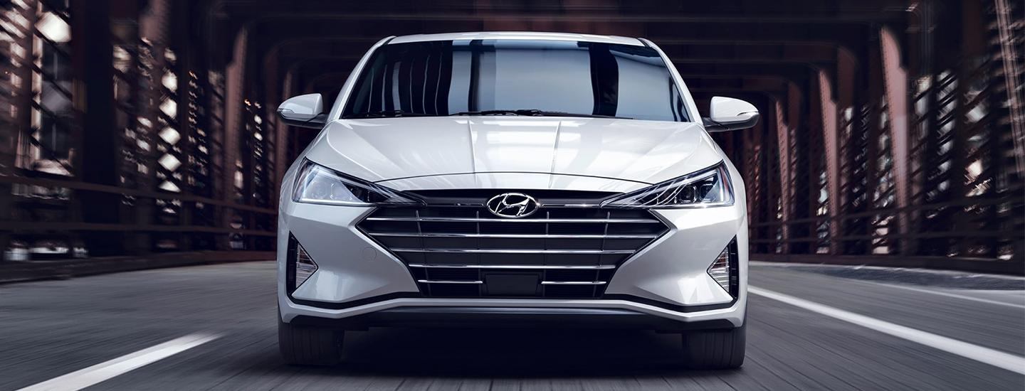 Picture of the 2020 Hyundai Elantra in Tampa Florida