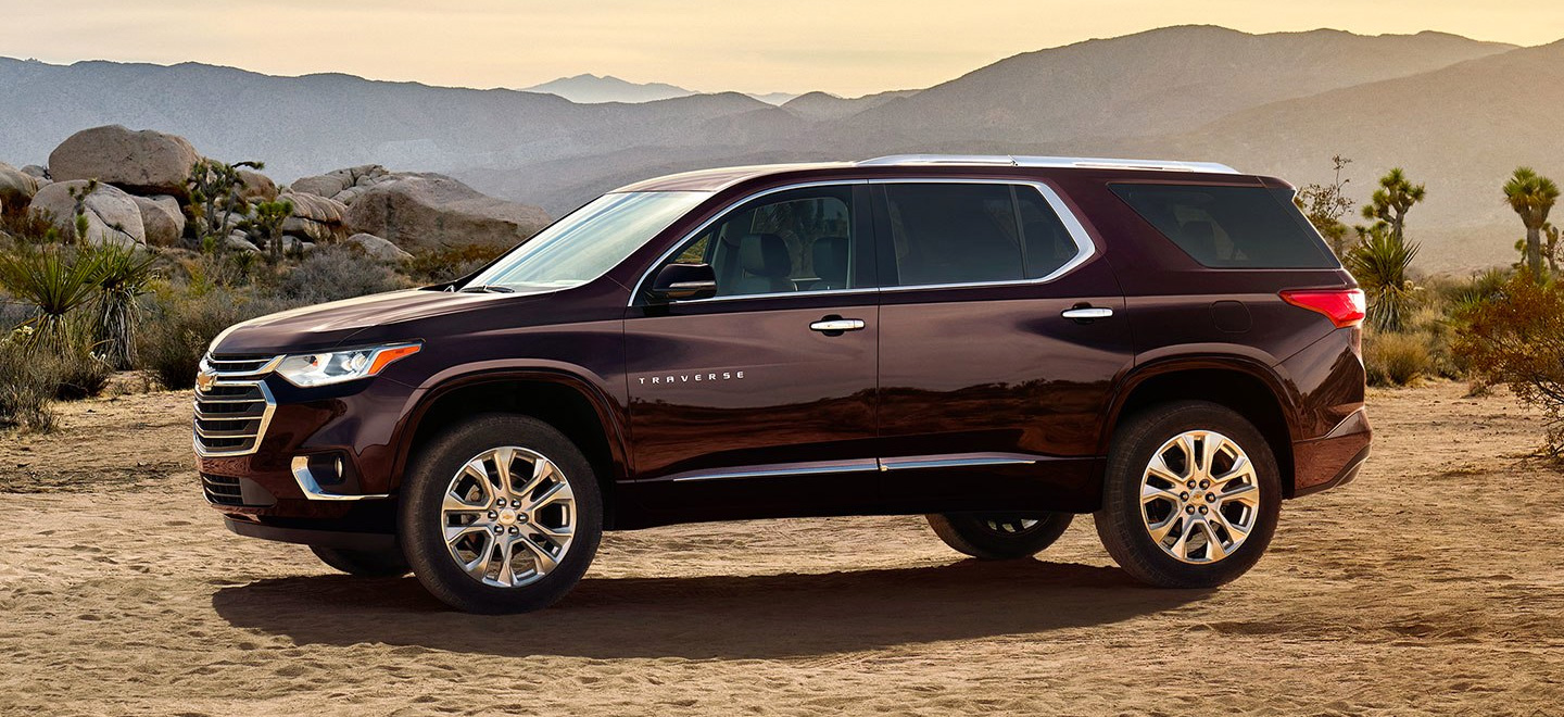 2019 Chevy Traverse Key Features | Blossom Chevrolet In