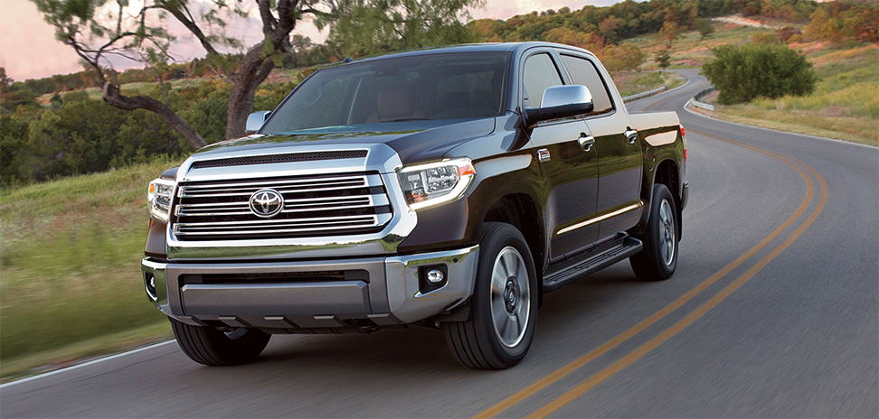 The 2019 Toyota Tundra is for sale at our Toyota dealership in lake city.
