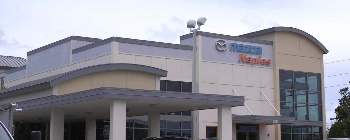 Our Naples Mazda dealership near Bonita Springs, FL