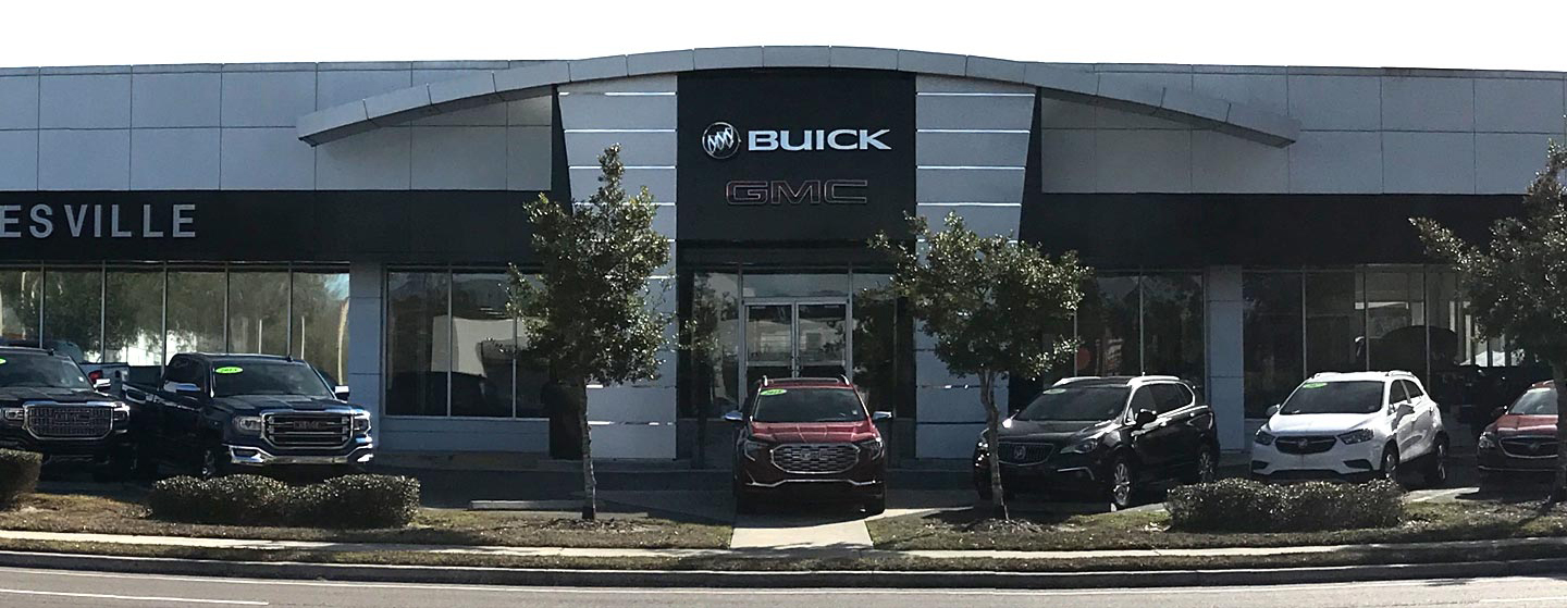 Gainesville Buick GMC Dealership serving drivers from Jacksonville and Ocala, FL