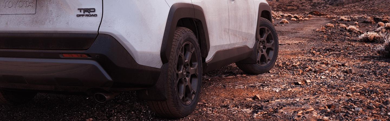 2020 Toyota RAV4 TRD Off-Road tires