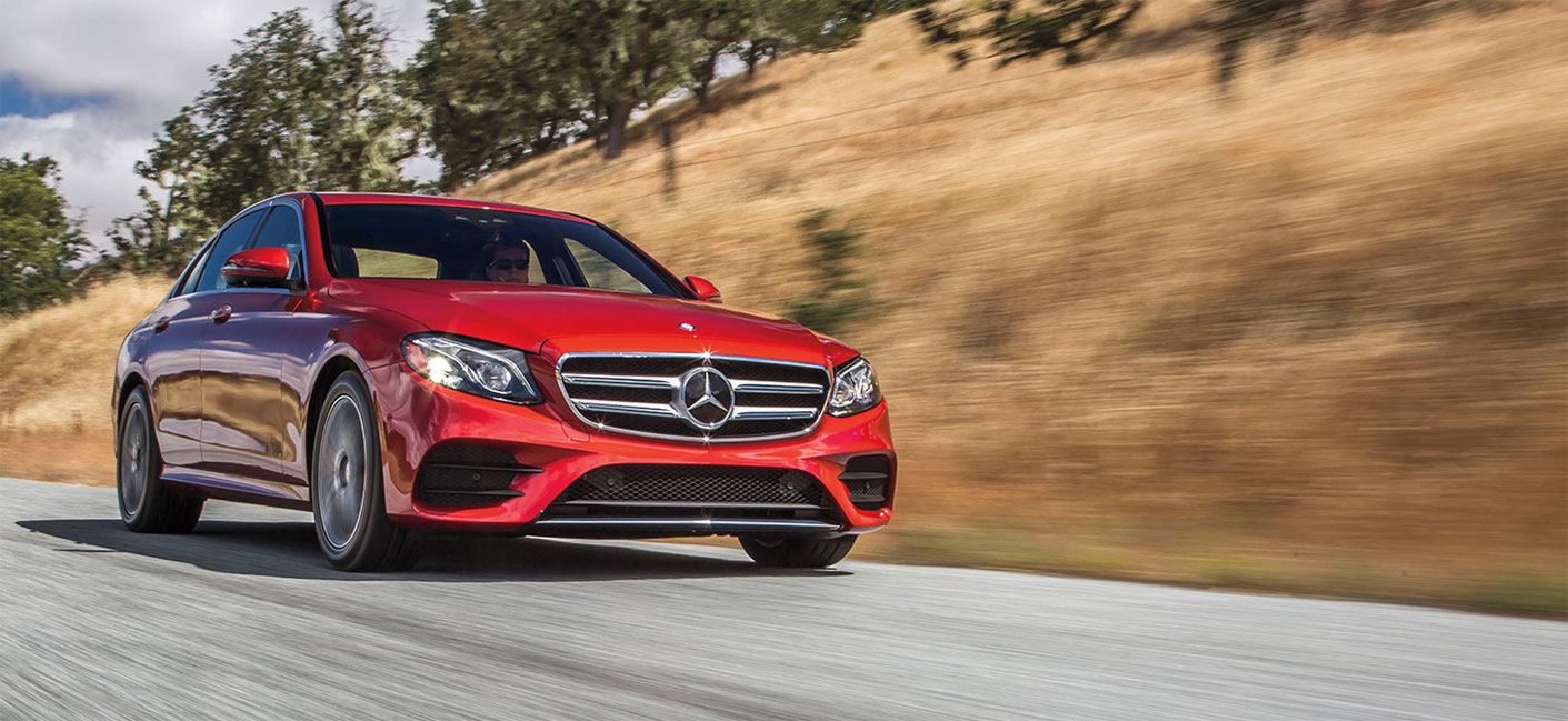 The 2019 Mercedes-Benz E-Class is available at our Mercedes-Benz dealership in Gainesville, FL.