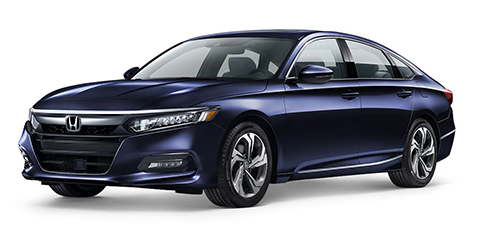 Honda Accord EX-L 2.0T at South Motors Honda in Miami, FL