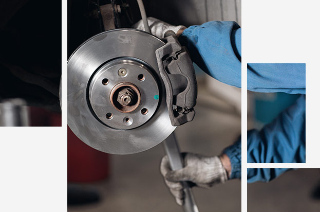 Ford Brake Service at your local Ford Dealership in Scranton, PA