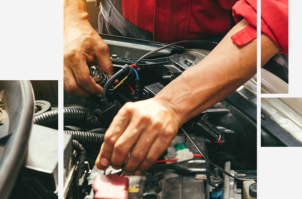 Ford Battery Service and Replacement at your preferred Ford Dealership in Pittston, PA