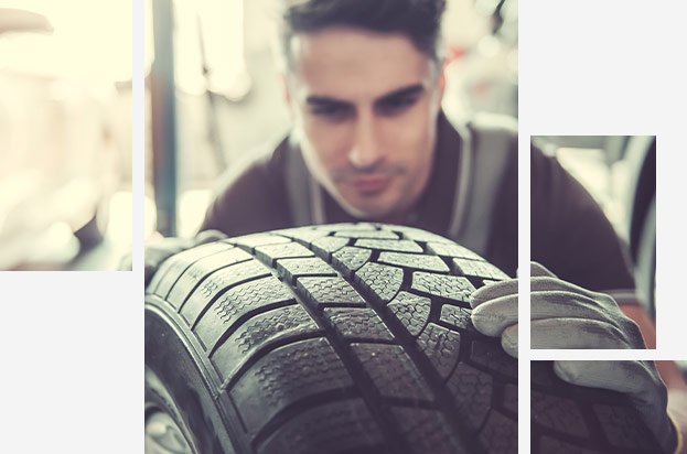 Ford Tire Service and Replacement at your local Ford Dealership in Wilkes-Barre, PA