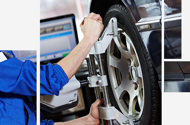 Ford Wheel and Tire Alignment Service at your preferred Ford Dealership in Scranton, PA