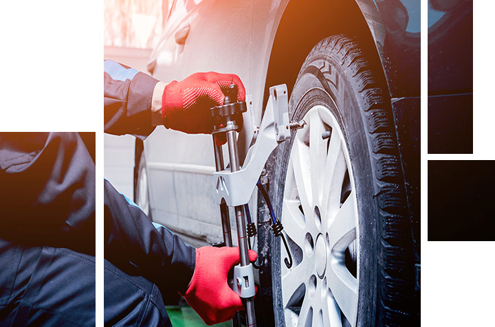 Honda Wheel and Tire Alignment Service at your preferred Honda Dealership in Fort Myers, FL