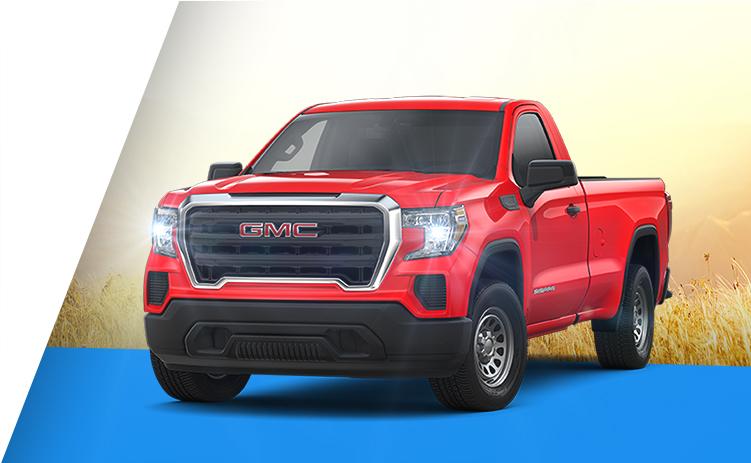 New 2019 GMC Sierra