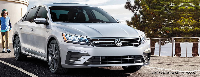 2019 Volkswagen Passat Exterior - Parked