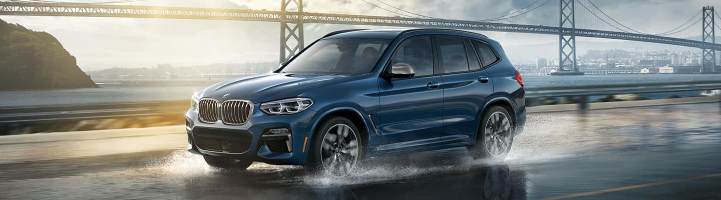 2019 BMW X3 Exterior - Side Profile