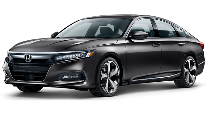 New 2018 Honda Accord 1.5T Touring Automatic
