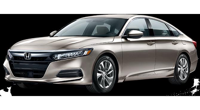 New 2018 Honda Accord Sedan LX Automatic