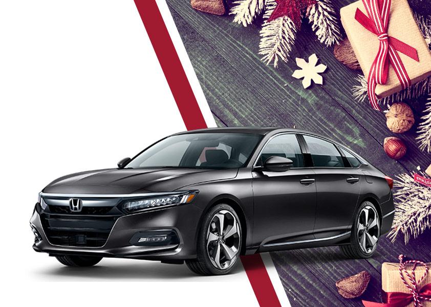 Honda Accord Lease Offers at South Motors Honda in Miami