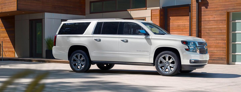 Kelebihan Chevrolet Suburban Harga