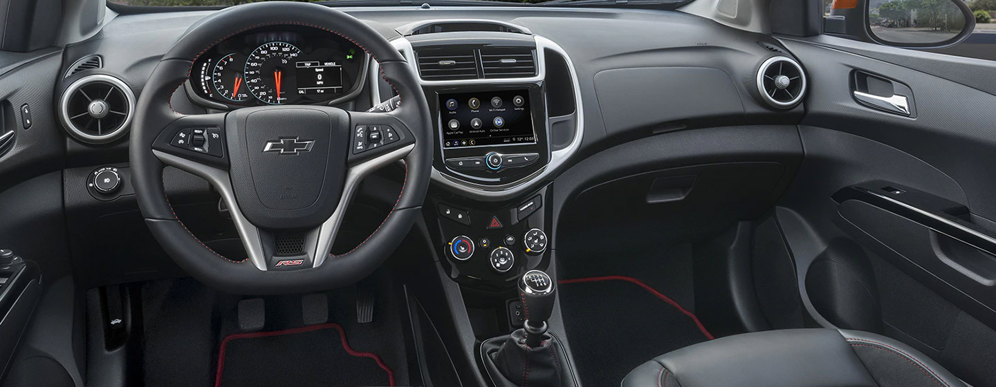Explore The 2019 Chevy Sonic | Blossom Chevrolet In ...
