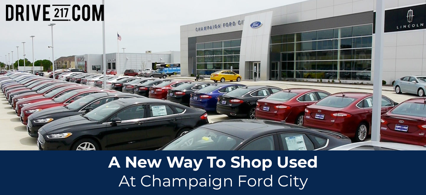 Car Dealerships In Champaign Il >> Champaign Ford City Is Powered By Drive217 Champaign Il