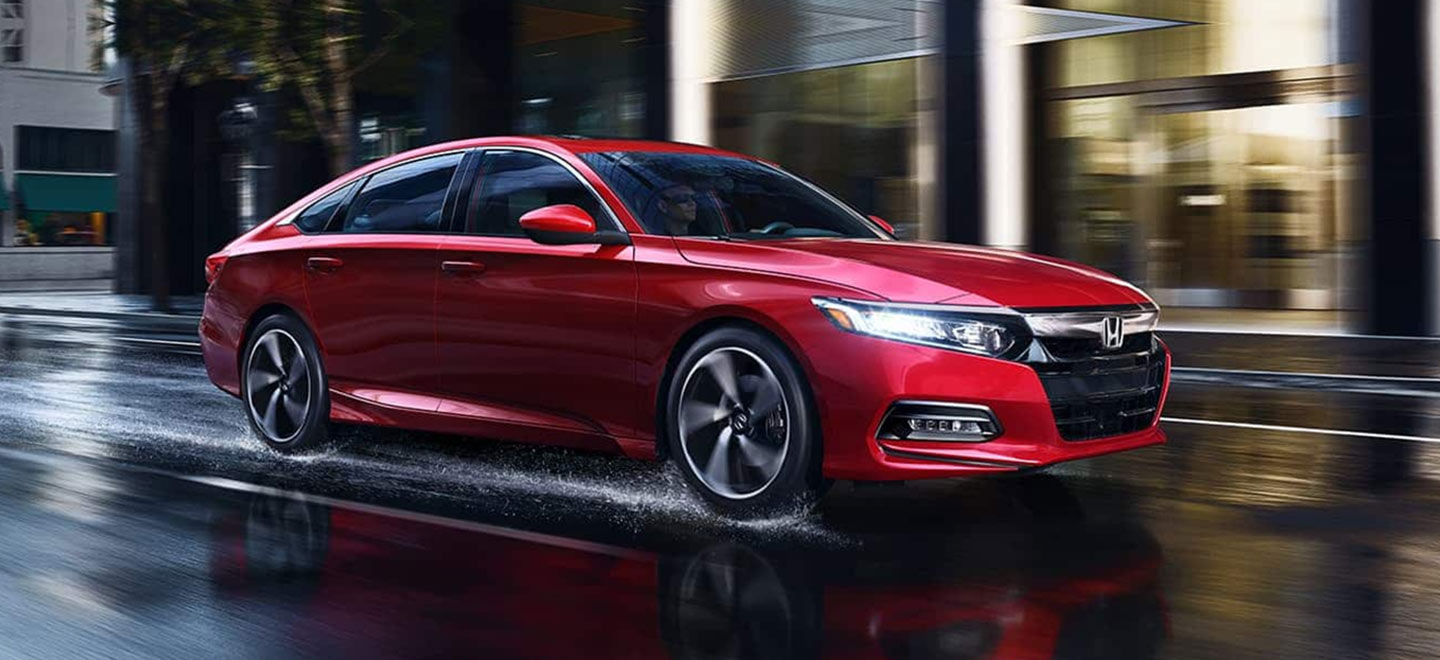The Honda Accord is available at our Honda dealership in Lake City, FL.